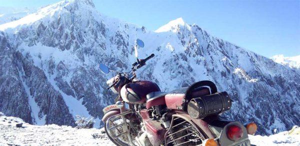 Kalimpong bike tour
